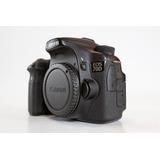 Cuerpo Cámara Dslr Canon 70d 20mpx Impecable