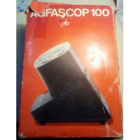 Visor Diapositivas 5x5 Agfascop100 Made In Germany - [#145]