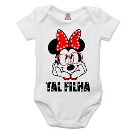 Body Minnie 0 3 Meses - Bodies de Bebê no Mercado Livre Brasil 3efee9861c5c