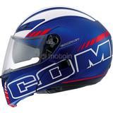 Casco Abatible Agv Compact Multi Seattle Rider One