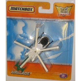 Matchbox Sky Busters Missions Rescue Aircraft - Airblade - 2 307ff1c01e67
