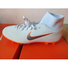 Mercurial Cr7 Blanco - Tacos y Tenis Nike de Fútbol en Mercado Libre ... 49b2b52ed0d6a