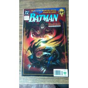 Batman Duelo De Murciélagos Tomo 1