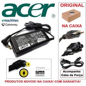 Carregador Notebook Acer 19v 3.42a Plug 5.5x1.7mm