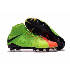 b03aeb5011275 Chuteira Nike Hypervenom Campo Neymar Jr 2017 - Chuteiras no Mercado ...