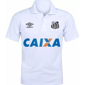 2a003192cbea7 Camiseta Santos - Pólos no Mercado Livre Brasil