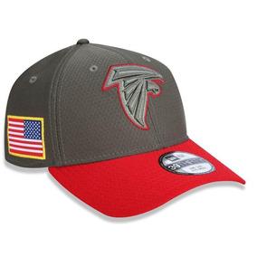 Boné Atlanta Falcons 3930 Salute To Service - New Era 95448c6512b