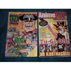 Revista Hqs Geracao Teen E Anima Ex