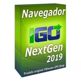 Atualização Gps 2019 Igo Navigation Nextgen - Android