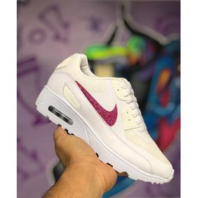 Zapatos   Tenis Zapatillas Nike Air Max 90 Para Mujer a191abc44528f