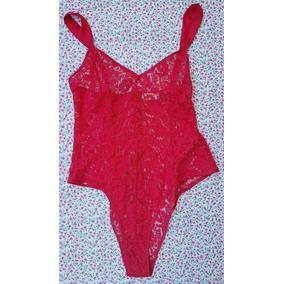 Body Rojo Victoria Secret