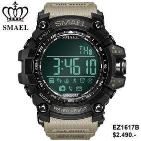 Reloj Smael Sumergible Maq. Japonesa Guilad Joyas