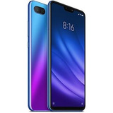 Xiaomi Mi 8 Lite Blue 128gb-6gb Ram (novo) + Pelicula