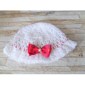 Touca Chapéu Infantil Bebê Verão Praia Piscina - Oferta! 22919365bd3