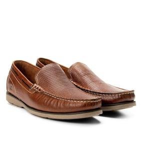 078384b09 Sapato Mocassim Democrata Masculino - Calçados