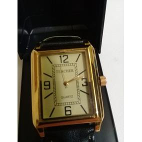 9689325117f Relogio Teacher - Relógios De Pulso no Mercado Livre Brasil