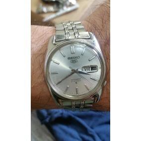 ad2a896d8dc Relogio Seiko 6119 Para Revisar - Relógios no Mercado Livre Brasil