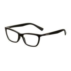 841c9de100004 Armação Oculos Grau Colcci Scarlett C6039a0252 Preto Brilho
