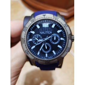 f7524f4f475 Relógio Nautica Sports Ring N07578 Watch Azul Promoção por Hubsales Shop · Relógio  Nautica. R  749