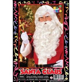 c32225585e96d Peluca Barba Papa Noel - Disfraces y Cotillón en Mercado Libre Argentina