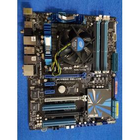 Asus P7P55D-E Deluxe Descargar Controlador