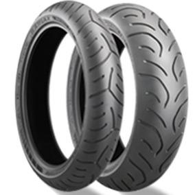 Kit Pneu Bridgestone T30 120/70 R17 58w & 190/55 R17 75w