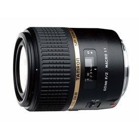 Lente Sp Af60mm F/2 Montura Para Nikon. Modelo G005n