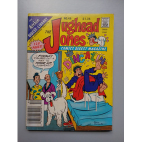Gibi Jughead Jones 44 Em Inglês Ano 1987