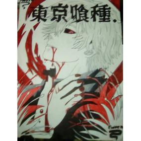 Cuadro De Tokyo Ghoul en Mercado Libre México 83c834926b0a