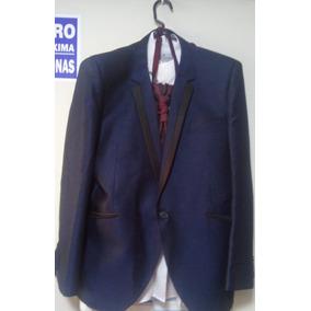 Terno Para Hombre Color Azul - Ropa y Accesorios en Mercado Libre Perú da8a84c89704