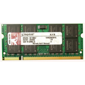Memória Notebook Kingston Ddr2-533 1gb 533mhz Kvr533d2s4/1g