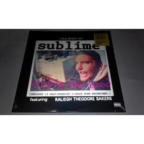 Lp Sublime Robbin The Hood Vinil Duplo Lacrado 180g Imp Usa