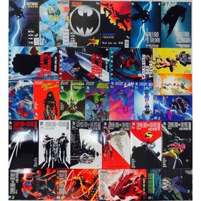 Batman O Cavaleiro Das Trevas 1 2 E 3 Raro Completíssimo
