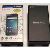 Zte Blade A520 4g Android 7 Camara 13+8mp Memori 8gb Celular