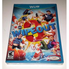 Jogo Wipeout 3 Nintendo Wii U Original Envio 12,00