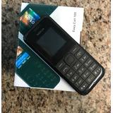 Nokia 105 Libre De Fabrica Color Negro (dual Sim)