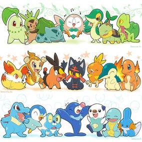 Todos 21 Iniciais Shiny 6 Ivs - Pokemon Sun Moon Ou Ultra