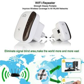 Repetidor Roteador Wireless Portatil Smartphone Amplificador
