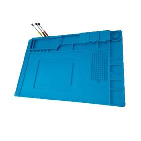 Manta Antiestática Chaves Yx6023 Pulseira Suporte Ferro Kit