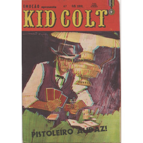 Kid Colt Nº 67 - La Selva-1966 - Ótimo Estado # Katram