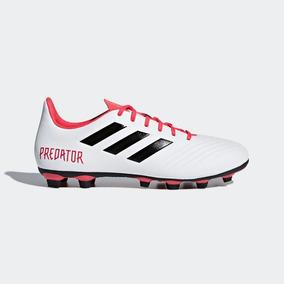 Chuteira Adidas Predator Vermelha E Preta - Chuteiras no Mercado ... 23b9e6df6d86d