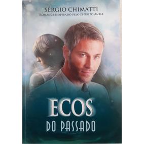 Livro Romance Ecos Do Passado