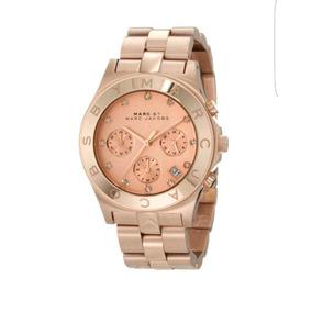 Reloj Oro Rosa Marc Jacobs