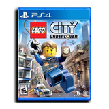 Lego City Playstation 4 Undercover Disponible