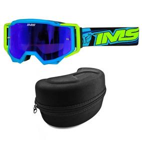 2ae316143997b Oculos Off Road Azul - Acessórios de Motos no Mercado Livre Brasil