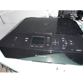 Carcaça Impressora Pixma Mg5410 Nao Liga
