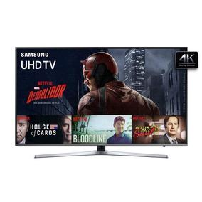 Smart Tv 4k Samsung Flat 49ku6400, 49 Ultra Hd, 3hdmi, 2usb