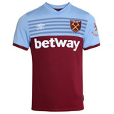 Camisa West Ham Home (19/20) Nova Pronta Entrega