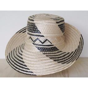 Sombrero Wayuu Otros Tipos - Sombreros en Mercado Libre Colombia e4171320c5f
