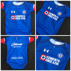 Nuevo Pañalero Playera Cruz Azul 2019 Nuevo Bebe Envio Dhl